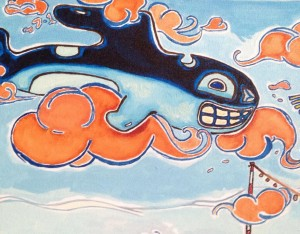 Whale in Berlin