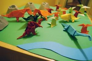 Origami by Stefan Calin